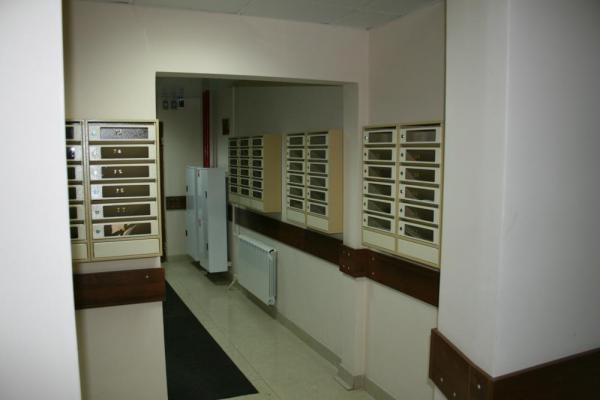 Ремонт и почтовые ящики д.7